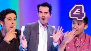 "Jimmy Carr: ""This Is Like A Fight In A Pub?!"" 