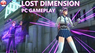 Lost Dimension PC Gameplay