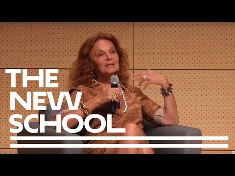 Diane Von Furstenberg: 40 Years of the Wrap Dress | Parsons The ...