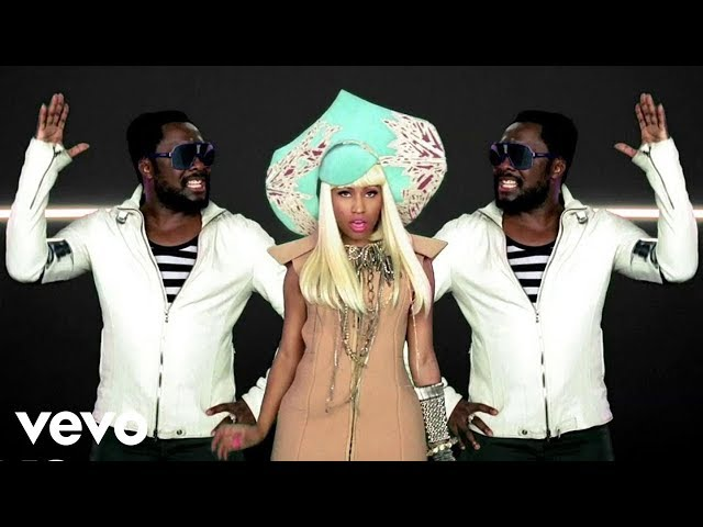 will.i.am, Nicki Minaj - Check It Out (Official Music Video)