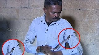 A Trinket Snake attacks & bites Vava Suresh While Catching !! | SNAKE MASTER EPI 173 1/2