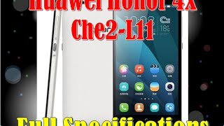 huawei honor 4x che2 l11 full specifications