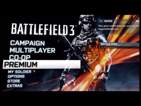 Battlefield 3 Premium First Look