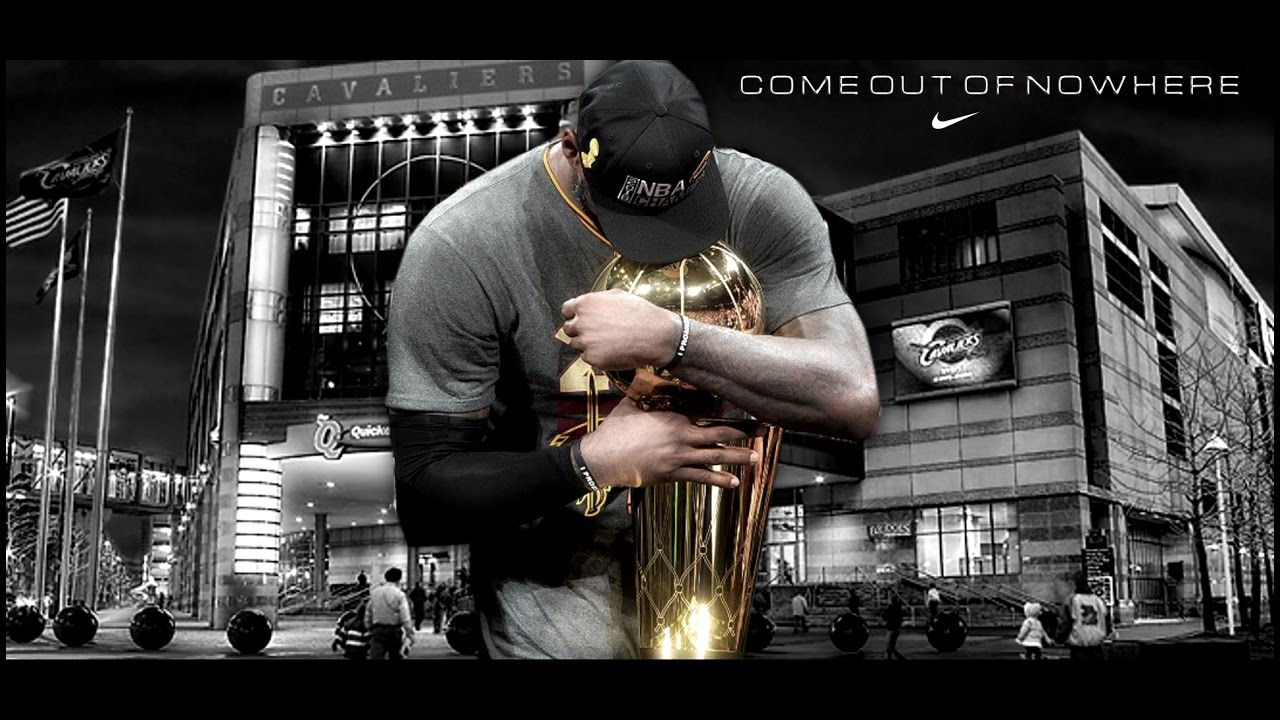 Lebron James - Come Out of Nowhere (Inspired by Nike ) ᴴᴰ - YouTube afb429b5f