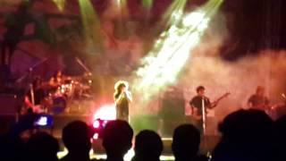 Rocking Rupam Islam, FOSSILS at Nazrul Mancha for Vivekananda College Fest 2015, Part 1