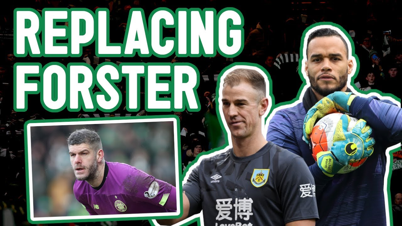 Vorm, Hart and Boruc - The contenders to fill Celtic's Fraser Forster void this summer