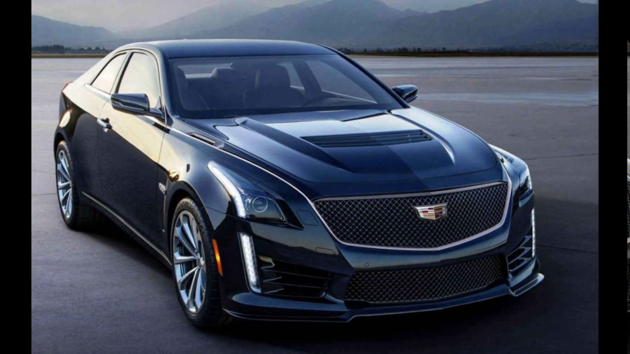 all-new 2018 cadillac cts coupe - youtube