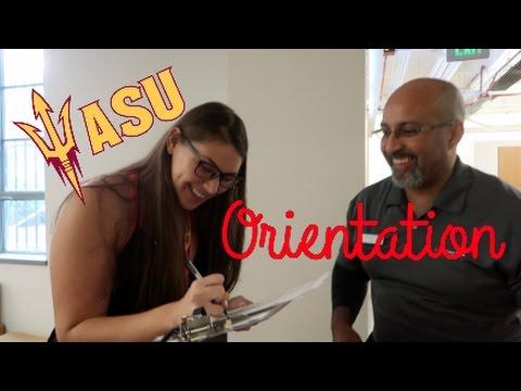 🤘Arizona State University Experience: ASU Orientation Day Vlog!