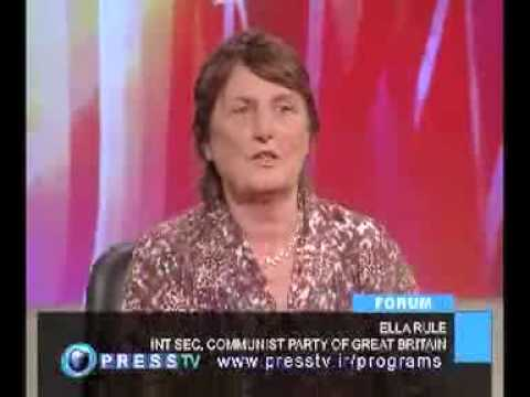 Ella on Press TV