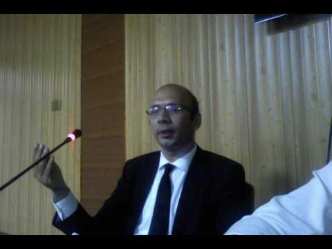 LBA Lecture: Omar Sharif AHC on Law of Public Utilities 1/2