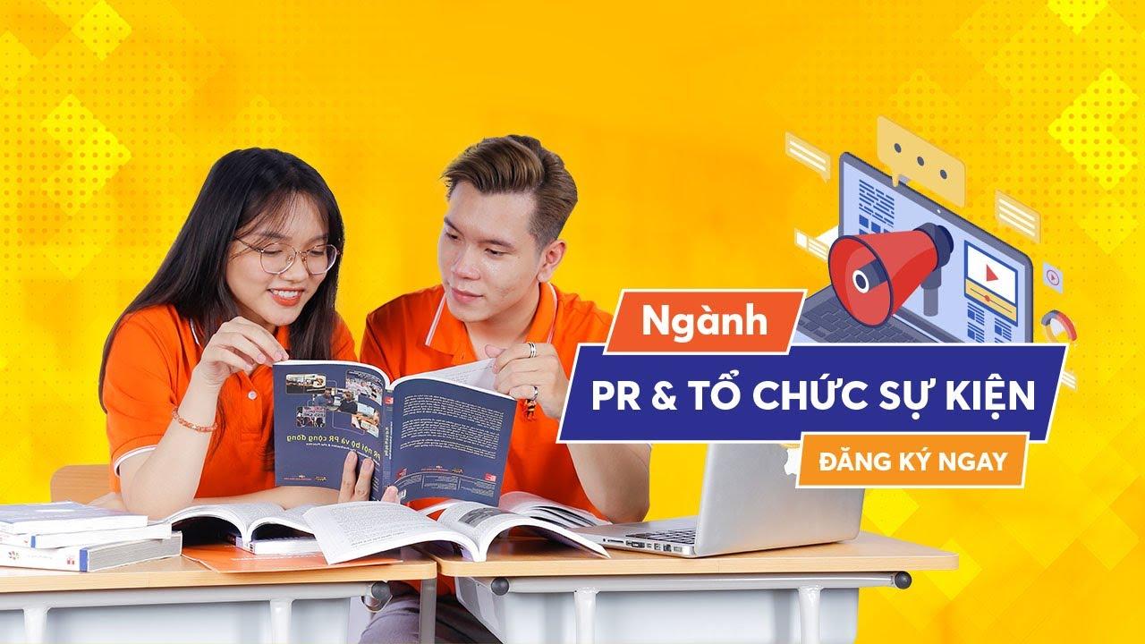 FPT Polytechnic: Giới thiệu ngành QHCC – PR & Tổ chức sự kiện