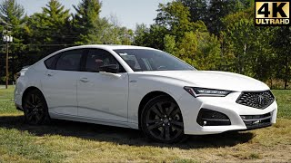 2021 Acura TLX Review | Nearly Perfect