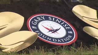 Vet receives smart home from Gary Sinise Foundation