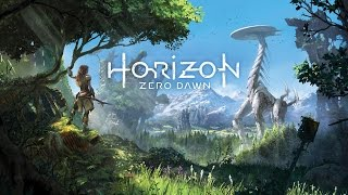 Horizon: Zero Dawn on PS4 Played Live for the Very First Time