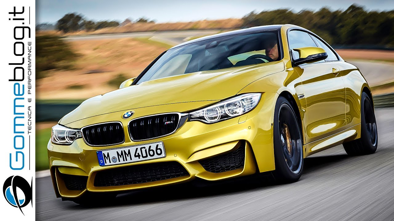bmw m4 track sound acceleration and track test drive - youtube