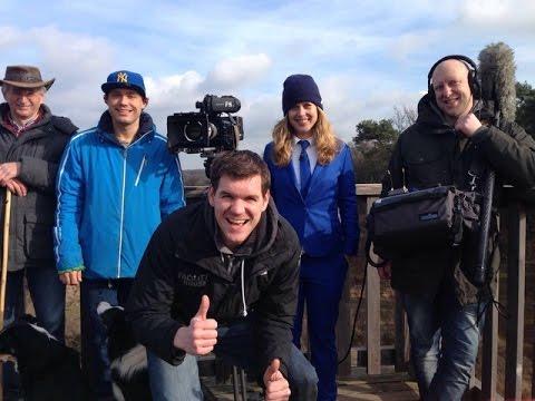 Marcel in TV-programma Jan Rijdt Rond op 16-3-2016