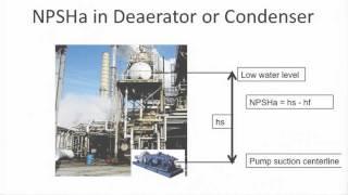 Anchor Sales NPSH Net Positive Suction Head Industrial Pumps