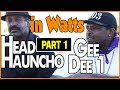 Head Hauncho and young Grape Street Crip talk about Crip history at Jordan Downs projects Mp3