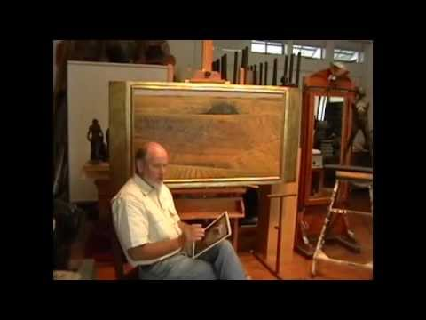 Master American painter and sculptor George Carlson—A WildlifeArtJournal.com Rough Cut