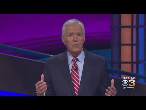 Perez - BREAKING: Jeopardy Host Alex Trebek Diagnosed With Stage 4 Cancer