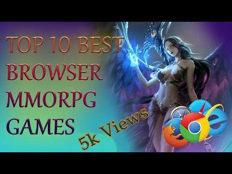 Top 10 Best Browser MMORPG Games In 2020 [LINK IN BIO]