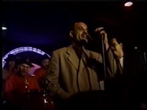Martin Arroyo with His Soneros Del Barrio Orquestra featuring Frankie Vasquez.