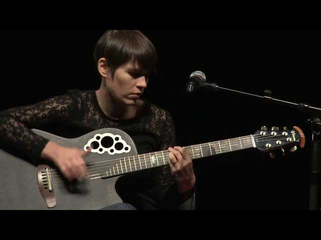 Performance: Kaki King at TEDxNavesink