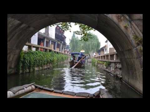Zhouzhuang - An Amazing Water Town In China HD 2014