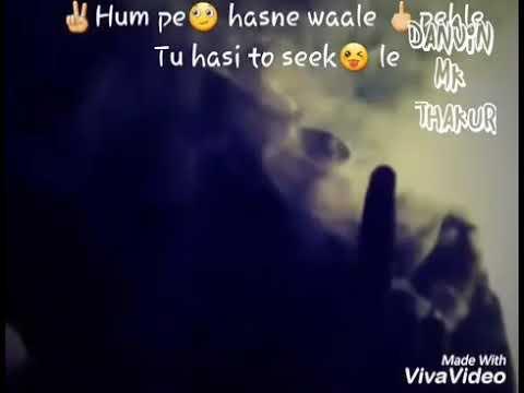 Ishq ki galiyo me na jana ishq bada badnaam h ...status ...