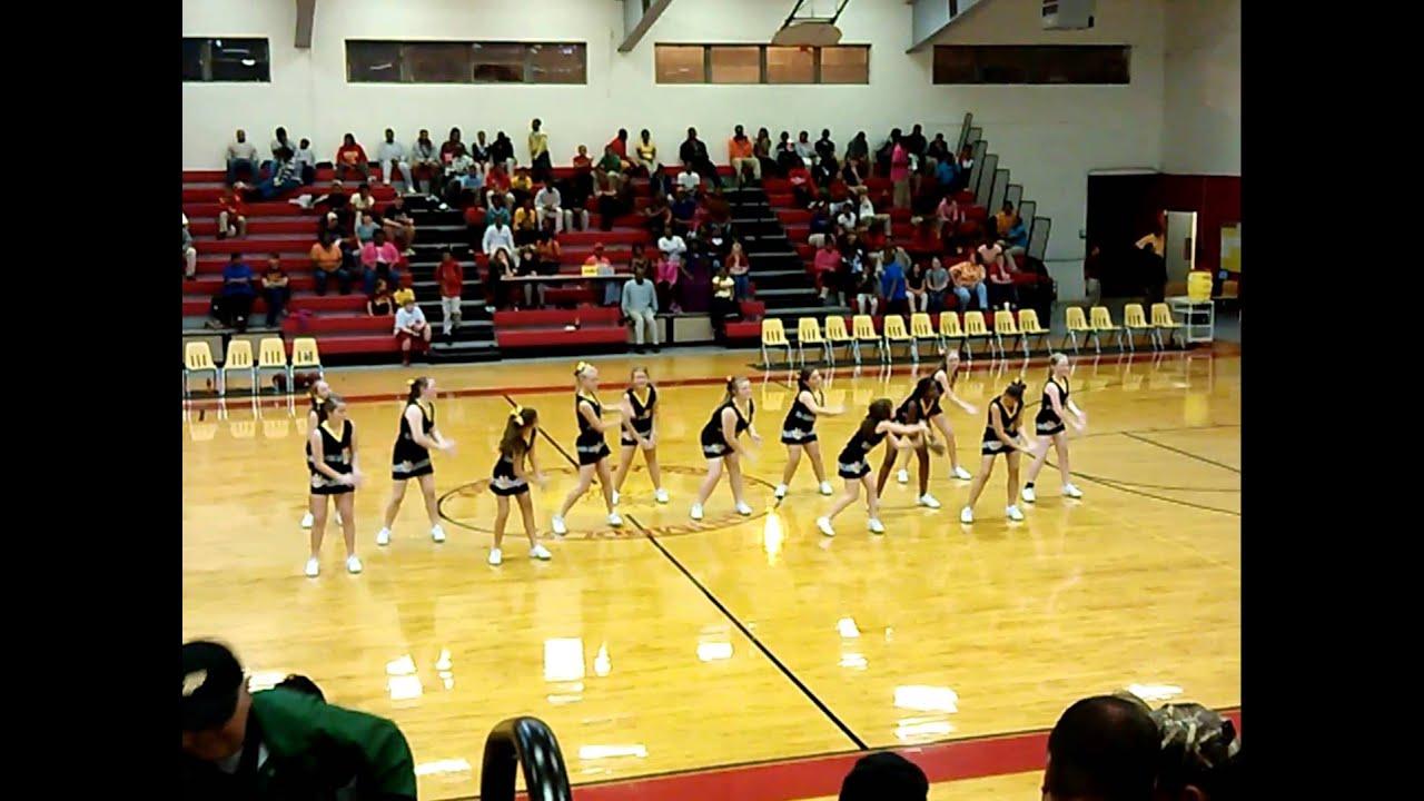 Trenton Middle School Cheer Leaders Youtube