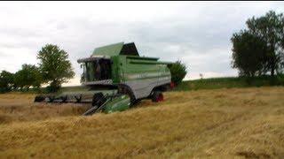 Agropol Sokołowo-Żniwa Jęczmienne 2013 / Barley Harvest 2013 in Poland