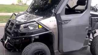 Polaris Ranger 900XP with accessories