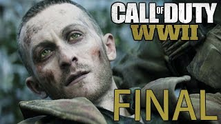 Call of Duty WW2 - FINAL ÉPICO!!!!! [ PC - Playthrough ]