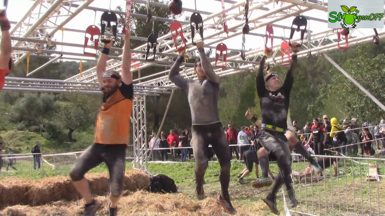 obstaculos spartan race madrid 2020