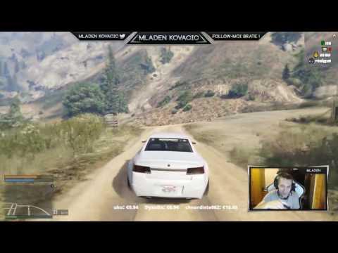 GTA 5 RP / Sauvetage de Cadette Tchang ! (FailyV)