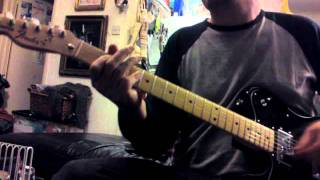 the who overture from tommy cover guitar lesson