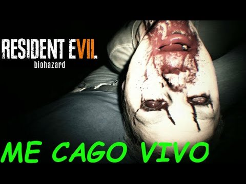 Residente evil 7 VR ( Parte 2)