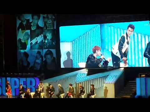 [Eng CC] 130414 Talk 3 Telling a Secret, SJM Beijing Fan Party [FanCam]
