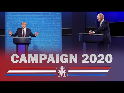 Catholic — Campaign 2020 — First Presidential Debate