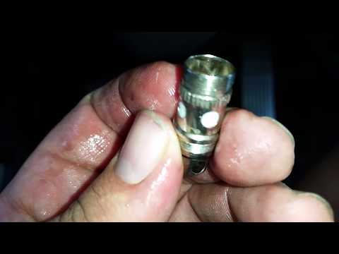 Life hack how to clean a coil for any vape tank... Poor man's edition