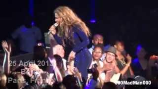Beyoncé - Love on Top - HD Live at Bercy, Paris (25 April 2013)