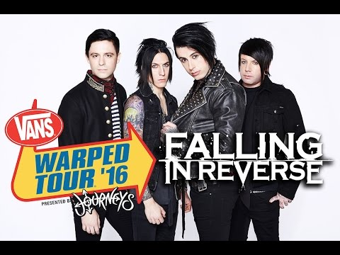 Falling In Reverse - Full Set (Live Vans Warped Tour 2016)