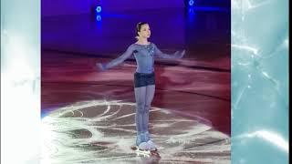 TEAM TUTBERIDZE КАМИЛА ВАЛИЕВА на ШОУ Чемпионы на льду Казань