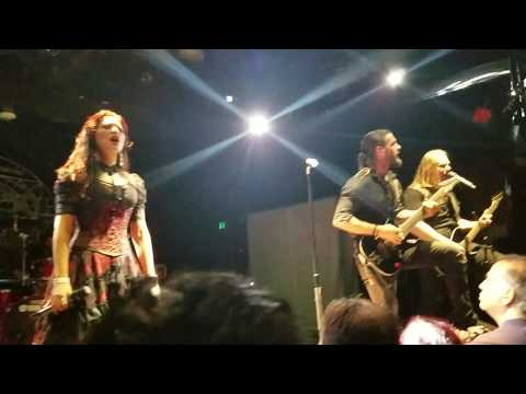 Sirenia - Meridian - Live at the Echoplex, Los Angeles, CA