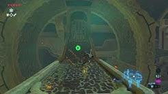 Zelda Breath of the Wild (Switch) - Divine Beast Vah Ruta Dungeon