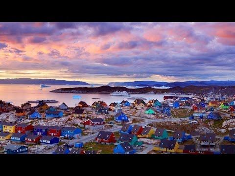 【Greenland】Trip to Greenland