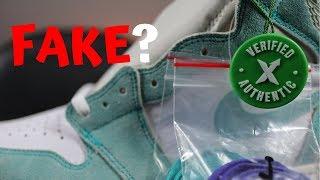 Did StockX Send Me Fake Turbo Green Air