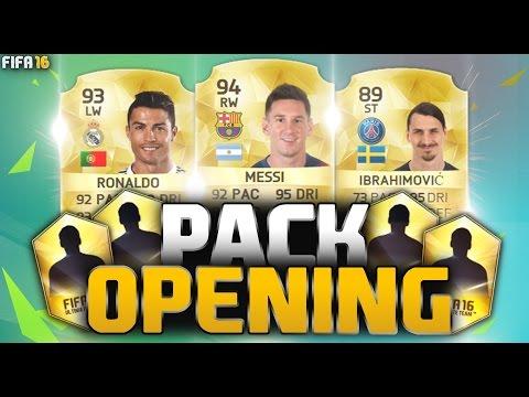FUT 16 - MÉGA PACK OPENING, ET BOOOOOM !!!