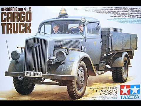 """Kelly's Heroes GB  """"Business is Business"""" Update 1: German Cargo Truck Entry"""