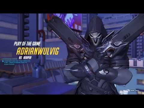 Download Overwatch - Pentakill with Reaper